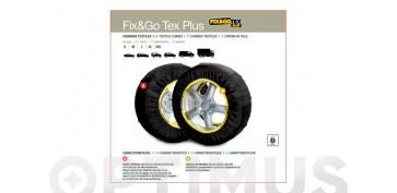 Productos para el automovil - CADENAS TEXTILES PARA LA NIEVE FIX&GOTEX PLUSFIX&GOTEX PLUS / M