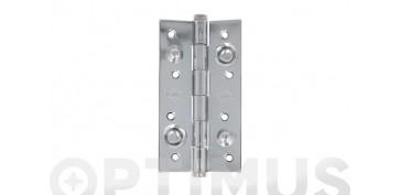 BISAGRA DE SEGURIDAD MOD.565150X82X3 MM CROMADO BRILLO