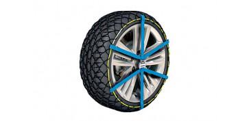 Productos para el automovil - CADENAS MATERIAL COMPUESTO PARA LA NIEVE MICHELINEASY GRIP EVOLUTION 6