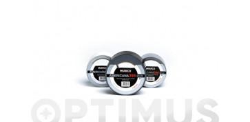 Adhesivos - CINTA AMERICANA 39850 MM X 10 M PLATA