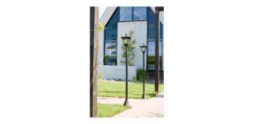Iluminacion vivienda - FAROL SOLAR CASABLANCA1,4M 10LUMENS