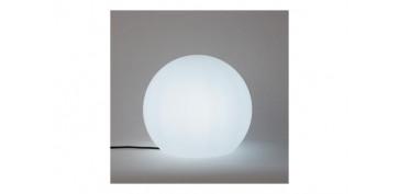 Iluminacion vivienda - LAMPARA JARDIN BULY CABLE IP65Ø50X44CM