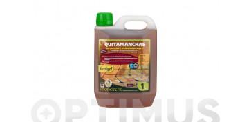Productos de limpieza - LIMPIADOR SUELOS QUITAMANCHAS DECAPANTESANIGEL 1L