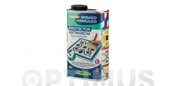 Productos quimicos - PROTECTOR ANTIMANCHAS MOSAICO HIDRAULICOTRANSPARENTE 1L MONESTIR