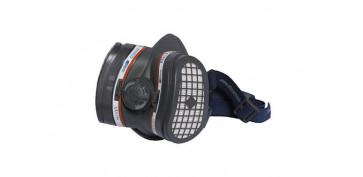 Proteccion de la cabeza - MASCARA ELIPSE A1 P3 RD PARA GASES Y POLVOS ORGANIFILTRO DE RECAMBIO REF. SPR-341