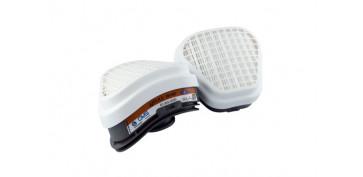 Proteccion de la cabeza - FILTRO RECAMBIO PARA ELIPSE A2 P3 RD (PAR)PARA GASES Y VAPORES ORGANICOS