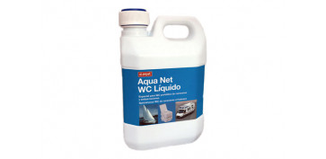 Productos quimicos - DESINFECTANTE LIQUIDO WC QUIMICOS AQUANET2 L