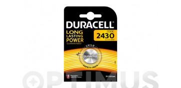 Pilas y baterías - PILA ESPECIAL BOTON LITIODL-2430 BL.1