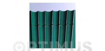Cercado y ocultacion jardin - CAÑIZO SINTETICO PVC MEDIA CAÑA PLASTICANE2 X 3 VERDE