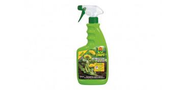 Plantas y cuidado de las plantas - HERBICIDA MALAS HIERBAS RTU750 ML