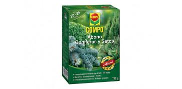 Plantas y cuidado de las plantas - ABONO CONIFERAS Y SETOS750 GR