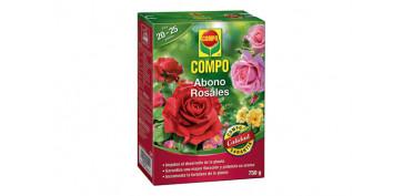 Plantas y cuidado de las plantas - ABONO ROSALES 750 GR