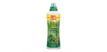 FERTILIZANTE PLANTA VERDE 1300 ML