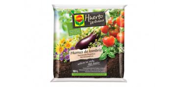 Plantas y cuidado de las plantas - HUMMUS LOMBRIZ10 L