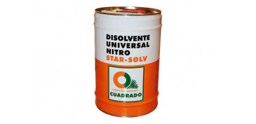 Productos quimicos - DISOLVENTE UNIVERSAL STAR SOLV5 LTS-LATA