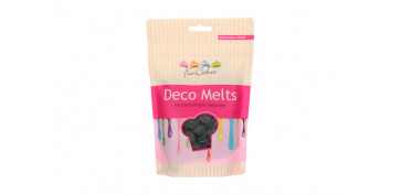Menaje - DECO MELT DERRETIBLE SABOR CHOCOLATE 250 GRNEGRO