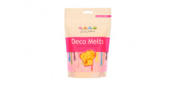Menaje - DECO MELT DERRETIBLE SABOR CHOCOLATE 250 GRAMARILLO