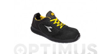 Calzado de seguridad - ZAPATO D-FORMULA LOW S3 SRC ESD, NEGROTALLA 38