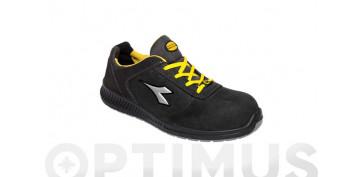 Calzado de seguridad - ZAPATO D-FORMULA LOW S3 SRC ESD, NEGROTALLA 39