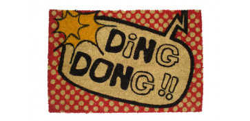 Decoración - FELPUDO COCODING DONG
