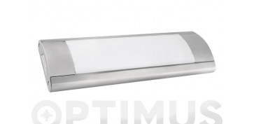 PANTALLA LED INTEGRADO PLATA18W 60CM 1800LM
