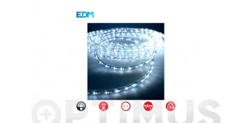 Decoración - TUBO FLEXILED EXT/INT MULTIFUNCION 36LEDS/MBLANCO FRIO-ROLLO