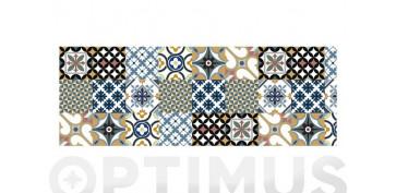 Decoración - ALFOMBRA VINILICA CROMA 50X140 CMHIDRAULICO