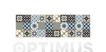 Decoración - ALFOMBRA VINILICA CROMA 60X200 CMHIDRAULICO