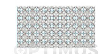 Decoración - ALFOMBRA VINILICA CROMA 80X150 CMHIDRA TOPO