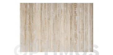 Decoración - ALFOMBRA BAMBOO COOL 80X150 CMYESO