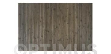 Decoración - ALFOMBRA BAMBOO COOL 120X180 CMGRIS