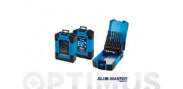 Juegos y kits para herramientas - BROCA METAL STANDARD CILINDRICA HSS DIN338 JUEGO1 A 10 MM 19 UNIDADES