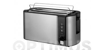 Electrodomesticos de cocina - TOSTADOR DOS RANURAS LARGASINOX 1500 W
