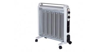 Calefacción electrica - RADIADOR MICATHERMIC 5 PLACASNEGRO 2000 W