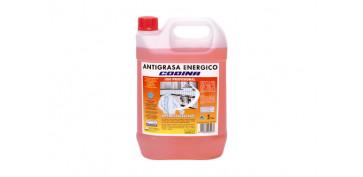 Productos de limpieza - DESENGRASANTE ENERGICO PROFESIONAL5 L