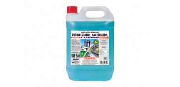 Productos de limpieza - LIMPIADOR DESINFECTANTE SIN LEJIA PROFESIONAL5 L
