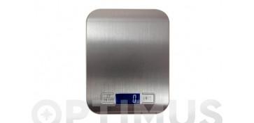 Electrodomesticos de cocina - BALANZA COCINA DIGITAL INOXIDABLE