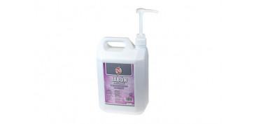 Productos de limpieza - JABON PARA MANOS CREMA CON MICROESFERAS5 L CON DOSIFICADOR