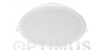 DOWNLIGHT LED DE EMPOTRAR Ø8CMBLANCO 6W 6500K
