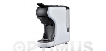 Electrodomesticos de cocina - CAFETERA CAPSULAS 3 EN 11500 W BLANCA