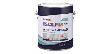 PINTURA ANTIMANCHAS ISOLFIX PLUS 4L BLANCO
