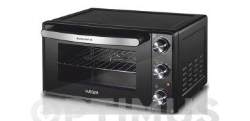 PAE - HORNO ELECTRICO BRUMENTAL 38 L2000 W NEGRO