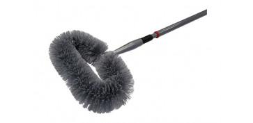 Utiles de limpieza - CEPILLO VENTILADORES TECHO MANGO EXTENSIBLE 85-150 CM