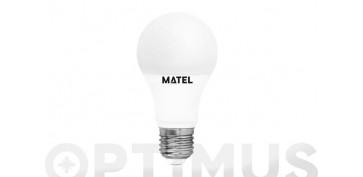 Bombillas - LAMPARA STANDAR LED AL + PCE27 20 W LUZ FRIA