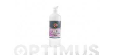 Productos de limpieza - JABON DERMOPROTECTOR GEL 1 L CON DOSIFICADOR