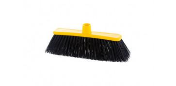 Utiles de limpieza - ESCOBA JAZMIN MOQUETA SIN MANGO
