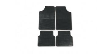 Productos para el automovil - ALFOMBRA AUTOMOVIL UNIVERSALBINGO 4 PZS