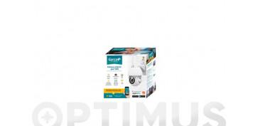 Domotica - CAMARA EXTERIOR SMART WIFI 360º1080 P HD