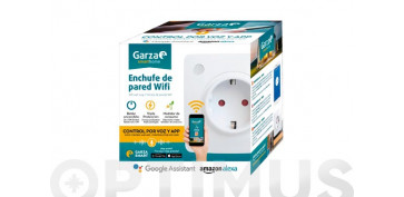 Domotica - ENCHUFE DE PARED SMART WIFI16A