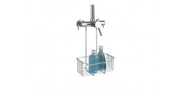 Accesorios para el baño - CESTO DUCHA PARA COLGAR EN LA GRIFERIA26 X 36 X 14
